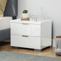 Porch & Den Third Ward Jefferson High Gloss Nightstand