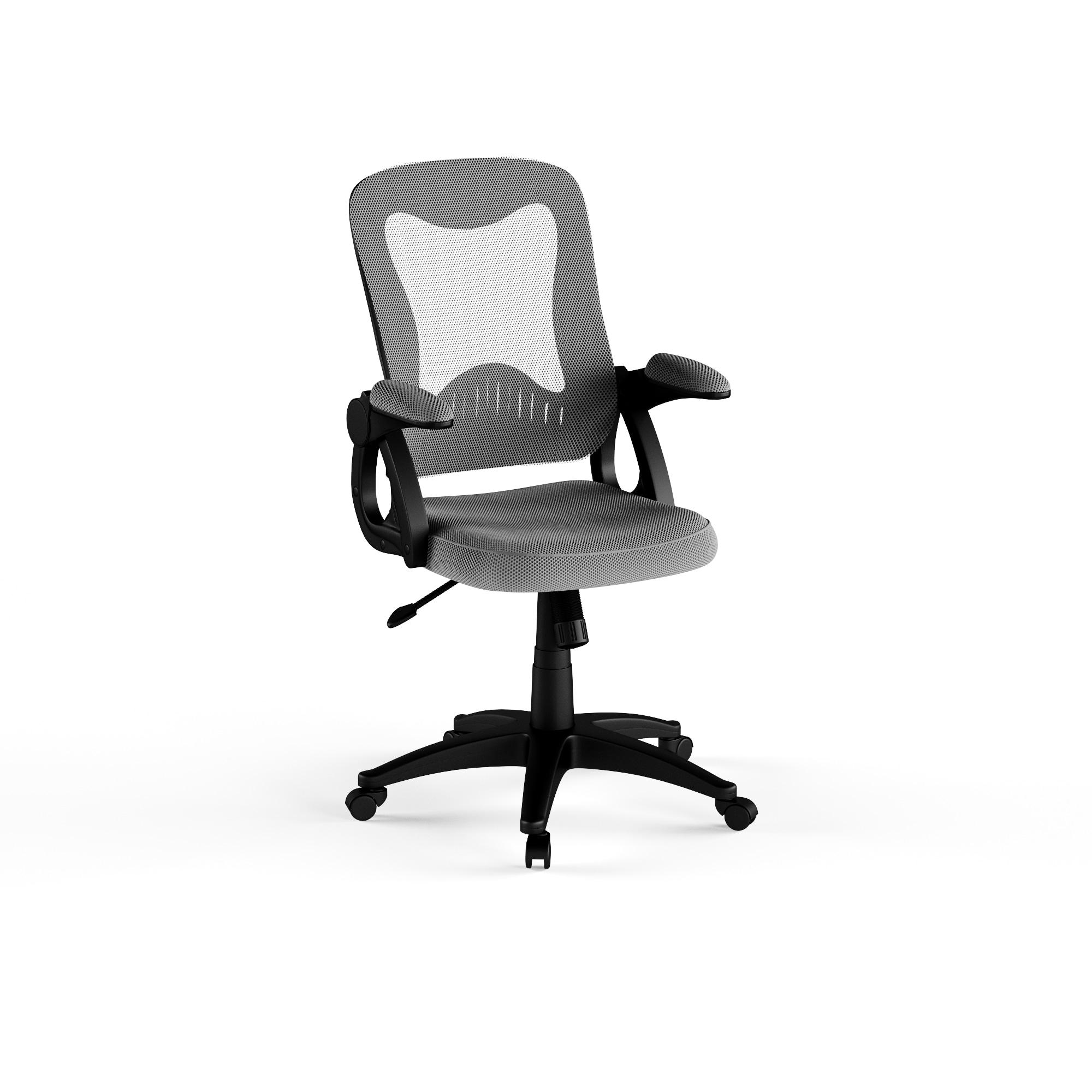 Porch & Den Larissa Office Chair (Brown)