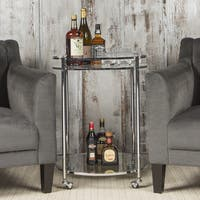 Porch & Den Hillsdale Bertha Round Cart