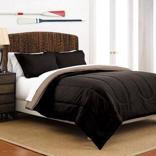 Porch & Den Sanchez Reversible Solid Comforter Set