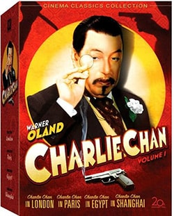 Charlie Chan Collection Vol. 1 (DVD)