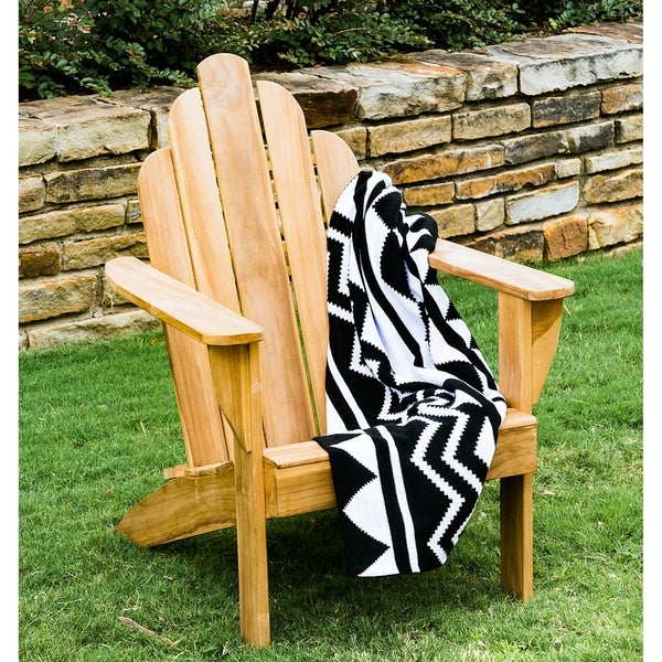 Cambridge Casual Sherwood Teak Adirondack Chair & Shop Cambridge Casual Sherwood Teak Adirondack Chair - Free Shipping ...