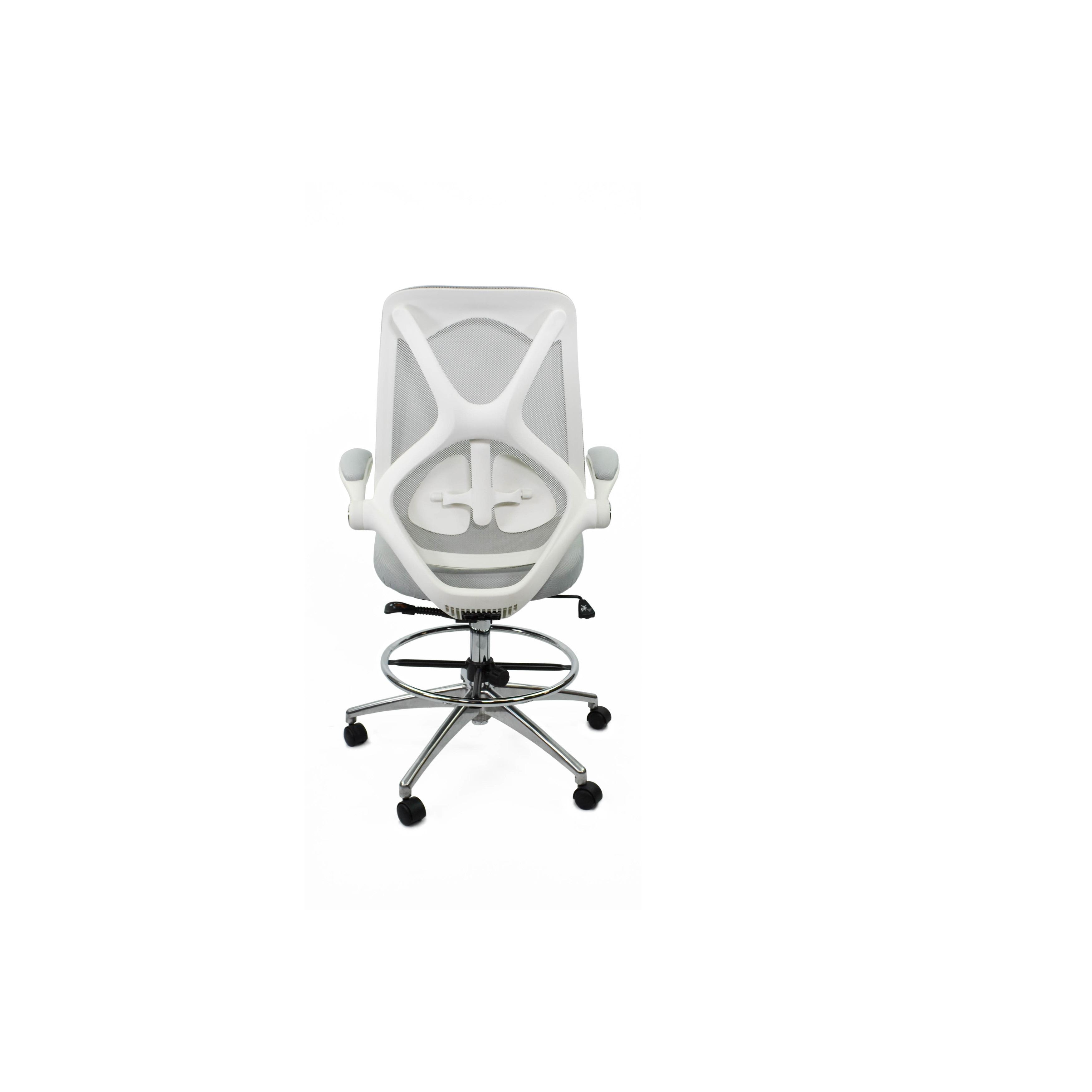 Ergonomic Adjustable Drafting Chair Ergonomic Drafting