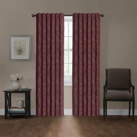 Carlton Blackout Platinum Smart Curtains Window Curtain Panel, 50 x 84 - 50 X 84 - 50 X 84