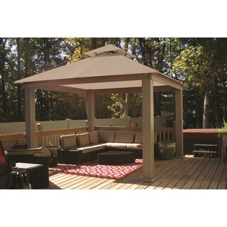 14 sq ft ACACIA Gazebo