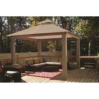 12 sq ft ACACIA Gazebo
