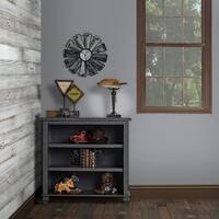 Evolur Madison Mini Hutch/Bookcase