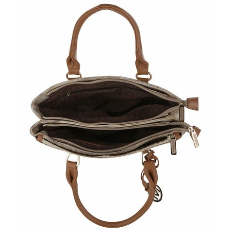 MKF Collection Diane M Signature Tote by Mia K.