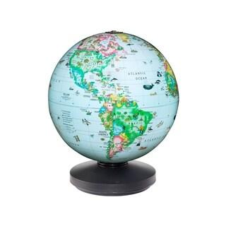 Rotating Illuminated Globe