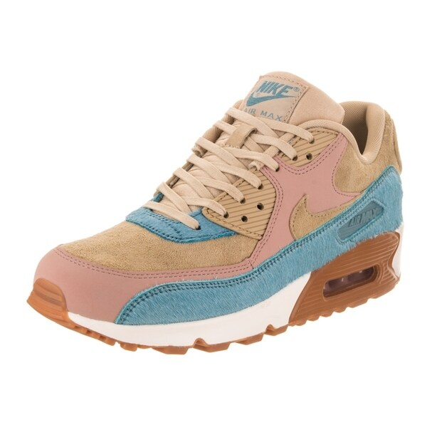 Shop Nike Women's Air Max 90 LX Running Shoe Size 9,5 Free