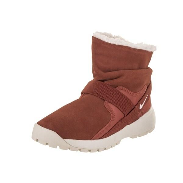 7bbe8555913 ... Women s Shoes     Women s Boots. Nike Women  x27 s Golkana Peach Suede  Boot