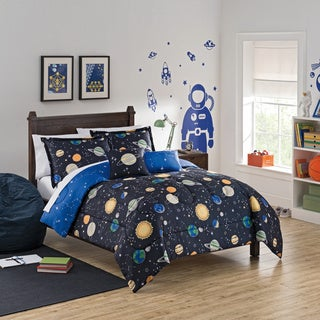 Waverly Kids Space Adventure Reversible Bedding Collection (2 options available)