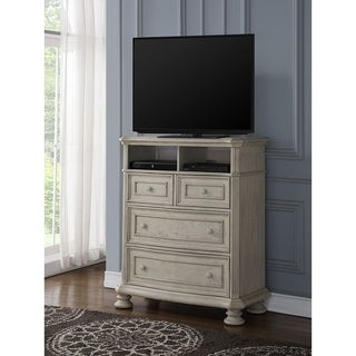 Barton Creek French Country Media Chest
