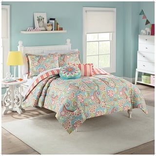 Waverly Kids Wild Card Reversible Bedding Collection - Multi