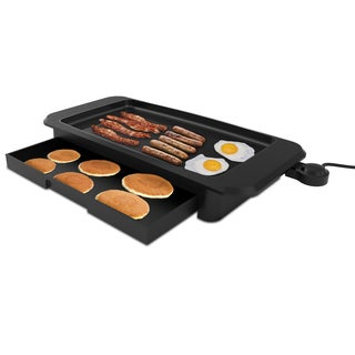 West Bend 66169 Griddle with Warming Tray