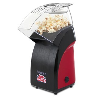 West Bend 82471R Air Crazy 4-Quart Popcorn Popper, Red