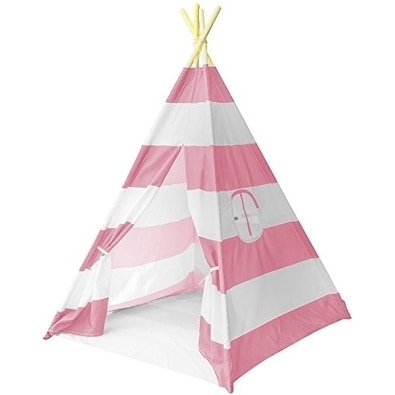 Sorbus Teepee Tent for Kids Play , Includes Portable Carr...