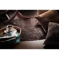 KAS Ashley Espresso Rug - 5' x 7'
