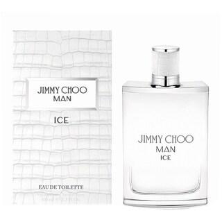 Jimmy Choo Man Ice Men's 3.3-ounce Eau De Toilette Spray