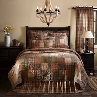 Crosswoods Quilt