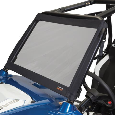 Classic Accessories 18-012-010401-00 UTV Windshield/UTV Rear Windshield, Black