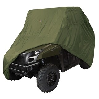 Classic Accessories 18-074-041401-00 UTV Storage Cover, Large, Olive