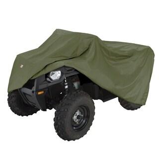Classic Accessories 15-057-061404-00 ATV Storage Cover, Fits XXLarge ATVS, Olive Drab