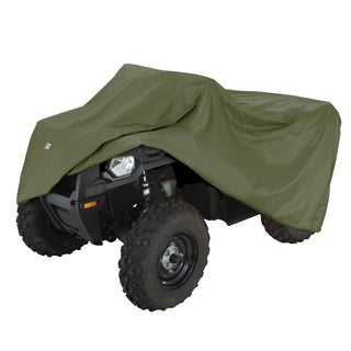 Classic Accessories 15-056-051404-00 ATV Storage Cover, Fits X-Large ATVS, Olive Drab