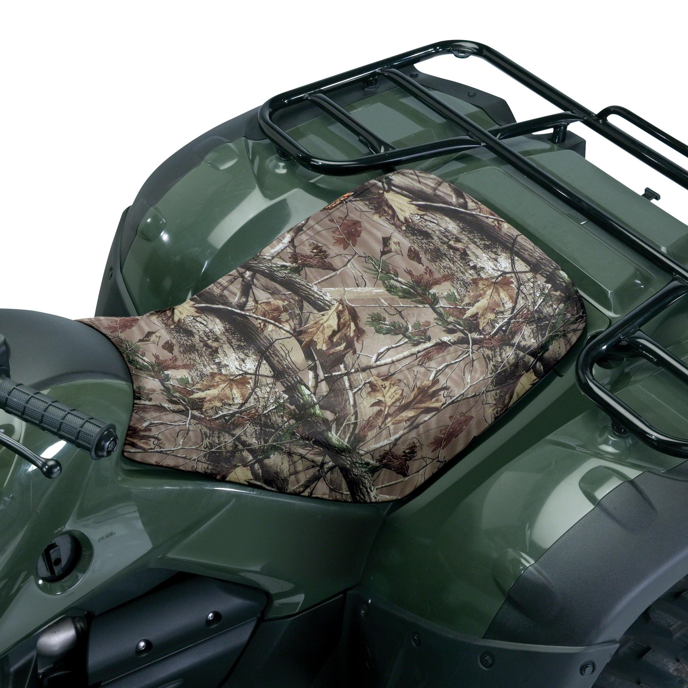 Classic 15-116-015901-00 ATV Seat Cover, Camo, Camouflage