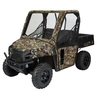 Classic Accessories QuadGear UTV Cab Enclosure, Next Vista G1 Camo