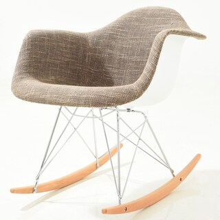 Poly and Bark Padded Rocker (2 options available)