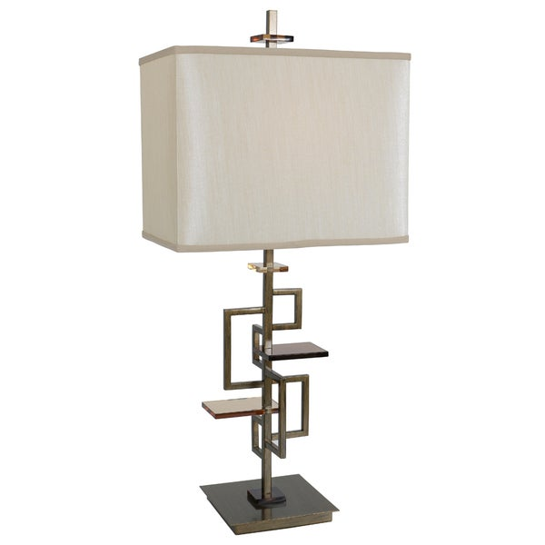 Van Teal 720072 Exposure 32-inch Table Lamp - Champagne