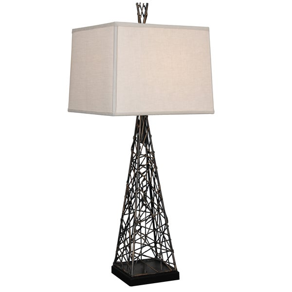 Van Teal Berwick 624772 Bronze Metal 33-inch Table Lamp