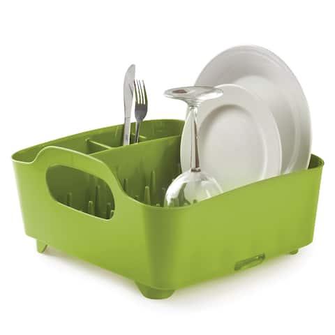 Umbra Tub All-in-One Self-Draining Dish Drying Rack