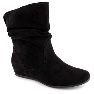 XAPPEAL Womens Carney Shin High Slouch Boots
