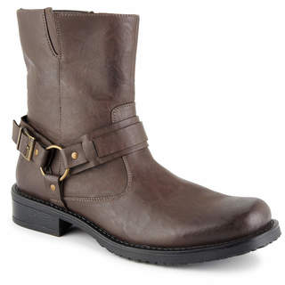 Day Five Mens Easy Rider Harness Motorcycle Boots
