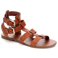 Linelight Womens Jojo Gladiator Sandals