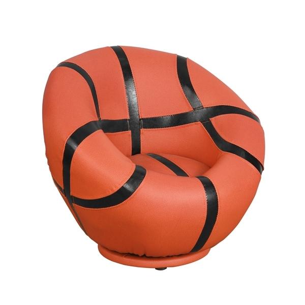 Basketball Kids Swivel Chair