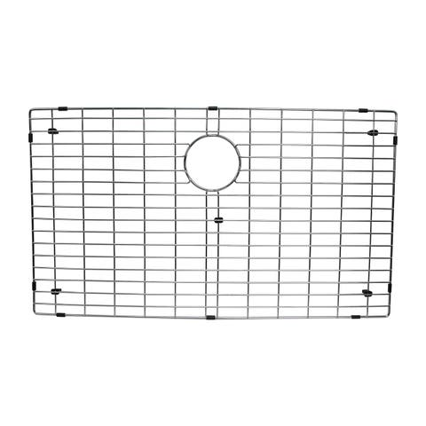 BOANN BNG7845 Single Bowl Sink Grid - Silver