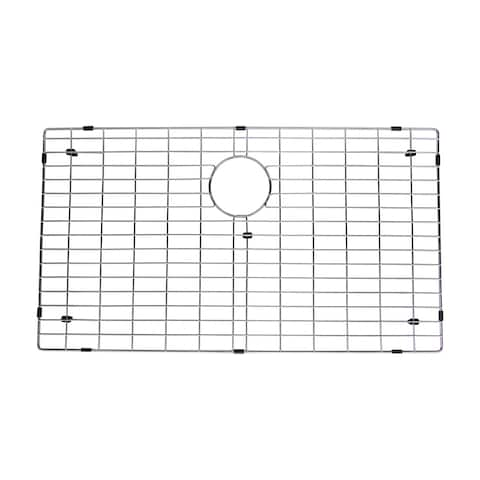 BOANN BNG7542 Single Bowl Sink Grid - Silver