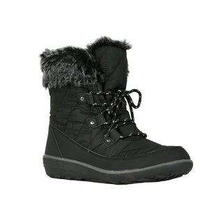 Refresh FP22 Women's Lace Up Outdoor Winter Snow Ankle Booties