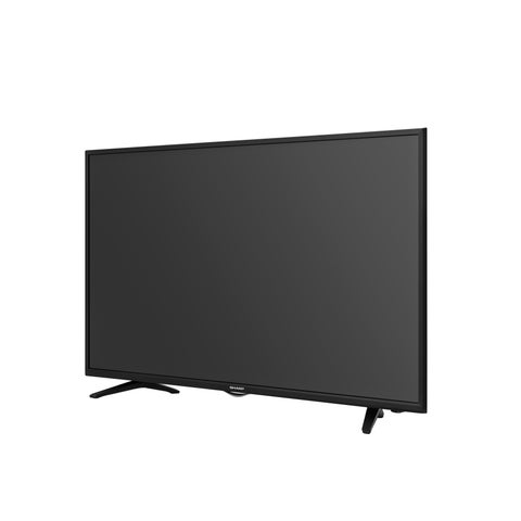 Sharp LC-43P5000U 43'' 1080P Smart LED W/ WIFI HDTV - Black (Refurbished)