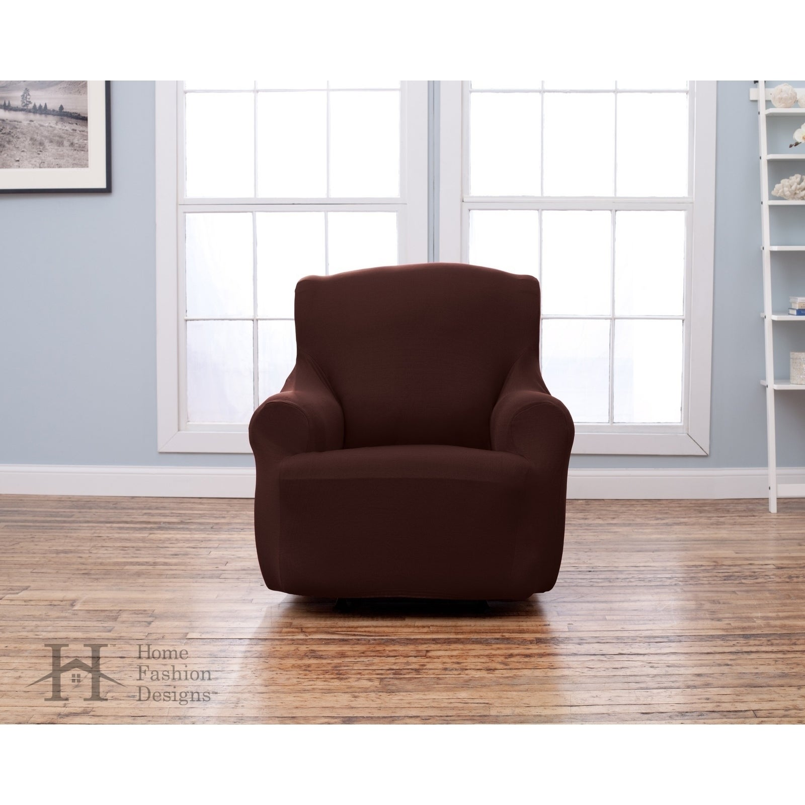 Walter Drake Lucia Collection Corduroy Form Fit Recliner ...