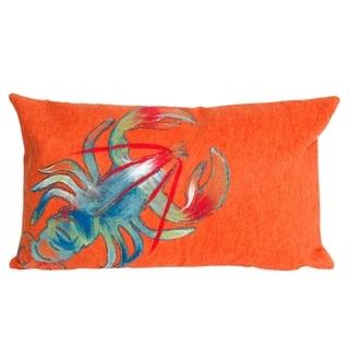 Liora Manne Claws Pillow (12 x 20)