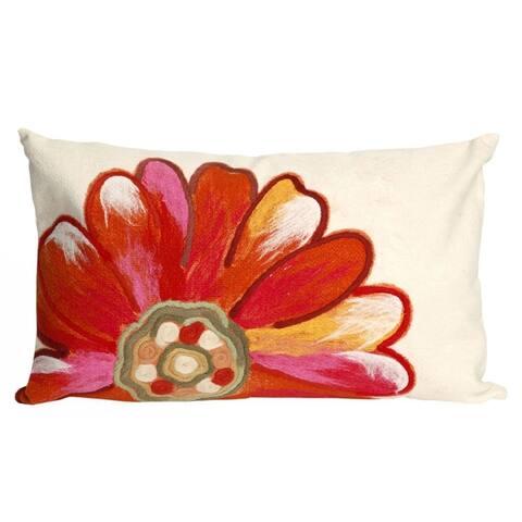 Liora Manne Gerber Pillow (12 x 20)