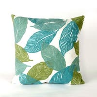 Cut Leaves Pillow (20 x 20)
