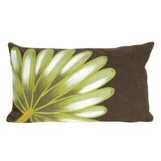 Giant Leaf Pillow (12 x 20)