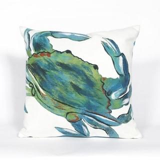 Liora Manne Crustacean Pillow (20 x 20)