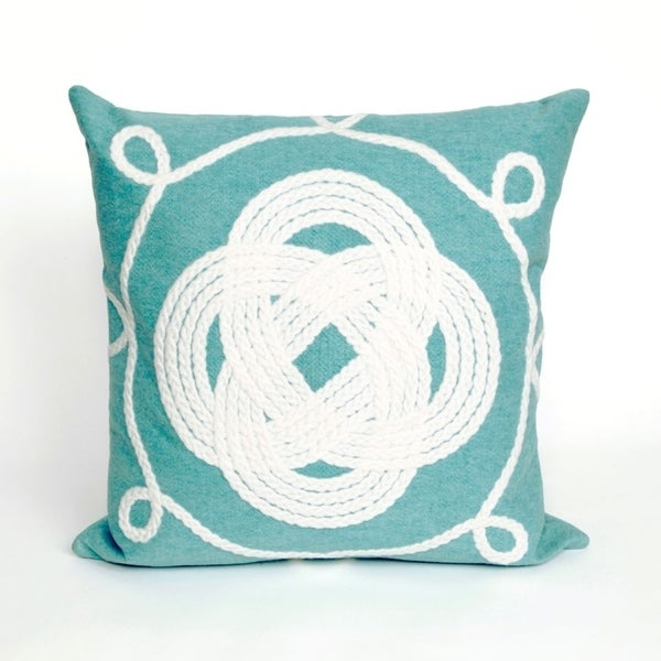 Liora Manne Nautical Knot Pillow (20 x 20)