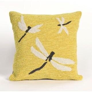 Irridescent Pillow (18 x 18)